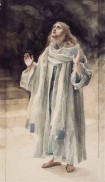 Saint John the Evangelist (Saint Jean l'Évangeliste), James Tissot (1836-1902)