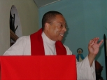 Glenda McQueen's Ordination, Bocas del Toro, Panama