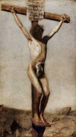 Crucifixion (1880), Thomas Cowperthwait Eakins (1844-1916)