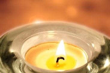 burning wick - Isaiah 42.1-9