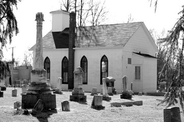 cemetery - church2