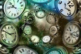 clock faces (time...looking back)2