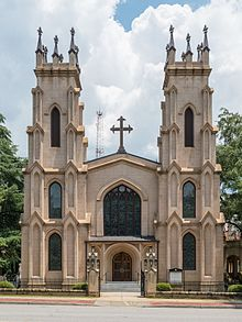 Trinity Episcopal Cathedral, Columbia, SC