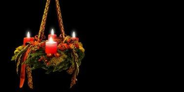 Advent 4 wreath