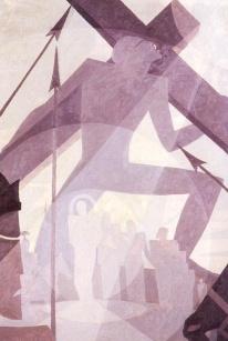 Crucifixion (1927), Aaron Douglas (1899-1979)