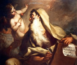 Prophet Isaiah, Antonio Balestra (1666-1740)