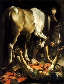 The Conversion of Saint Paul (1601), Michelangelo Merisi da Caravaggio (1571-1610)