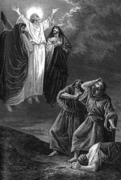 The Transfiguration, F. Alexandre Bida (1813-1895)