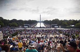 National Mall, Washington, DC, rally
