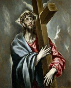 Christ Carrying the Cross (c. 1578), Doménikos Theotokópoulos (El Greco) (1541-1614)