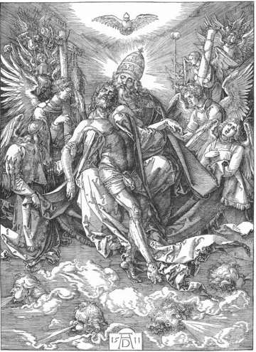 The Holy Trinity (1511), Albrecht Dürer (1471-1528)