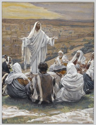 Lord, teach us to pray, James Tissot (1836-1902)