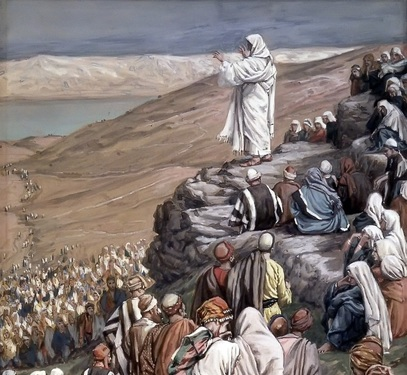 The Beatitudes, James Tissot (1836-1902)