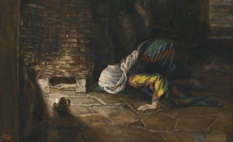 Parable of the Lost Coin, James Tissot (1836-1902)