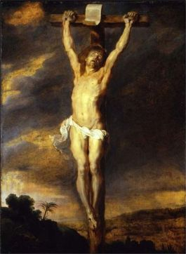Crucifixion (c. 1618-1620), Peter Paul Rubens (1577-1640)