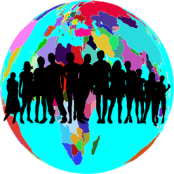 globe - diversity
