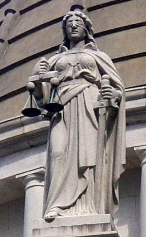 Justitia, Court of Final Appeal, Hong Kong