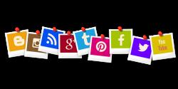 cybercommunication icons
