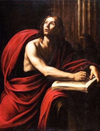 Saint John the Evangelist (c. 1630), Giuseppe Vermiglio (1585-1635)