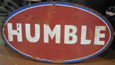 sign - humble