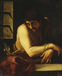 St. John the Baptist in the Prison (1565-1570), Juan Fernández de Navarrete (1526-1579)