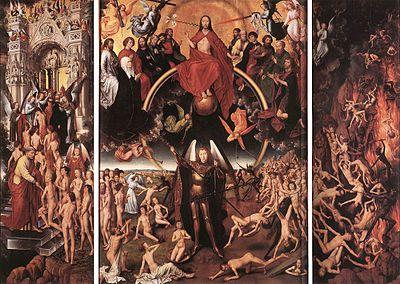 The Last Judgment (1467-1471), Hans Memling (1430-1494)