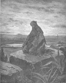 The Prophet Isaiah (1866), Gustave Doré (1832-1883)
