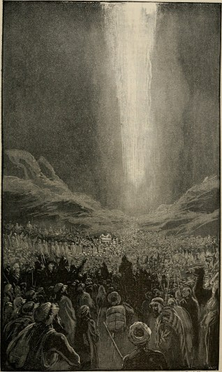 The Pillar of Fire, Paul Hardy (1862-1942)