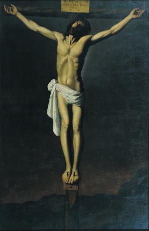 Christ Crucified, Francisco de Zurbarán (1598-1664)