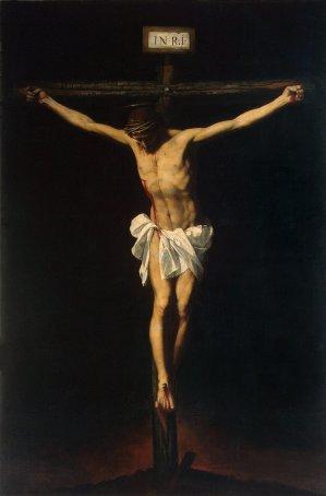 Crucifixion, Alonzo Cano (1601-1667)