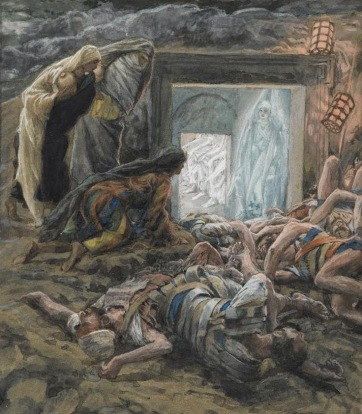 Mary Magdalene and the Holy Women at the Tomb, James Tissot (1836-1902)